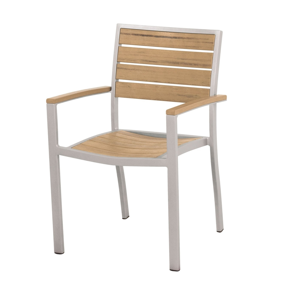 PolyWood Euro Dining Arm Chair - A200