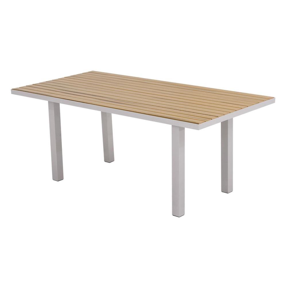 PolyWood Euro Rectangle Dining Table - AT3672