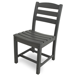 PolyWood La Casa Cafe Dining Side Chair - TD100