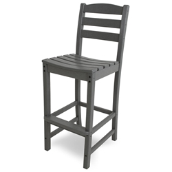 PolyWood La Casa Cafe Bar Height Side Chair - TD102