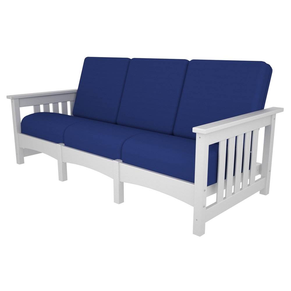 PolyWood Mission Sofa   CMC71