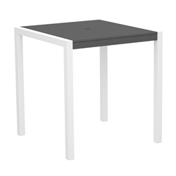 PolyWood MOD 36 inch Square Counter Table - 8101