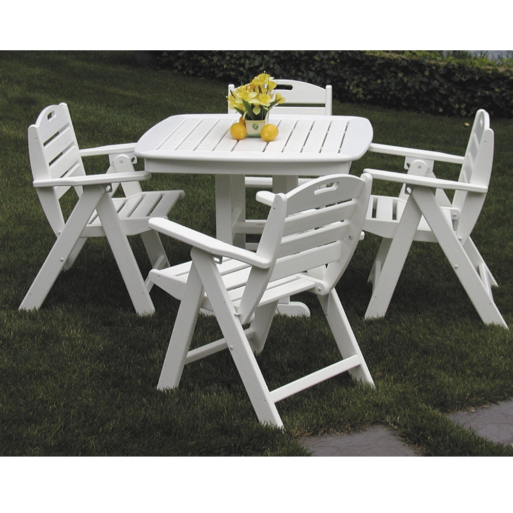 POLYWOOD Furniture HDPE Recycled Furniture