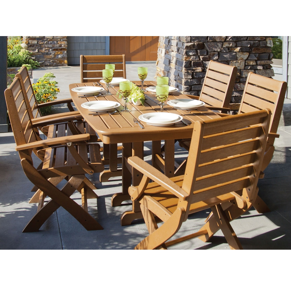 ... Nautical 37 Inch By 72 Inch Dining Table   NCT3772 ...