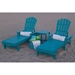South Beach Chaise Set - PW-SOUTHBEACH-SET4