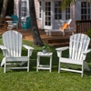 PolyWood South Beach 3 Piece Adirondack Set - PW-SOUTHBEACH-SET3