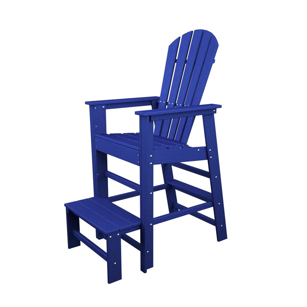Polywood 174 South Beach Lifeguard Chair Sbl30