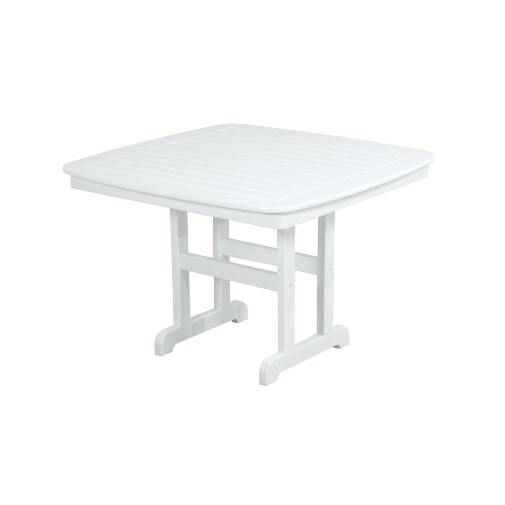 "Nautical 44"" Square Dining Table"