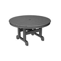 PolyWood 36 inch Round Conversation Table - RCT236
