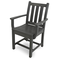 PolyWood Traditional Garden Dining Chair - TGD200