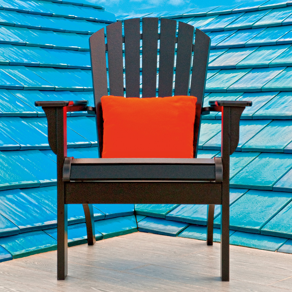 MGP Adirondack Chair And Ottoman Set   TC ADIRONDACK SET2 ...