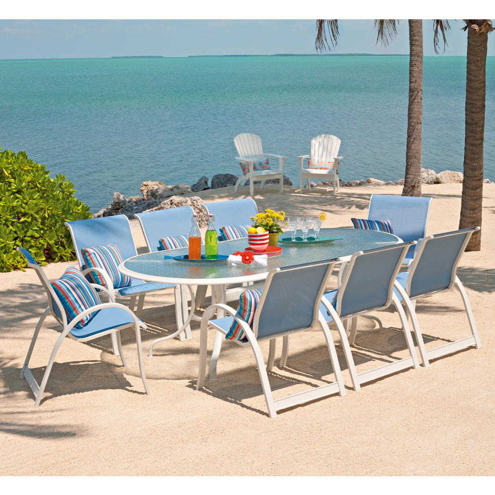 Telescope Casual Aruba Ii Sling Bar Height Cafe Chair 7a40
