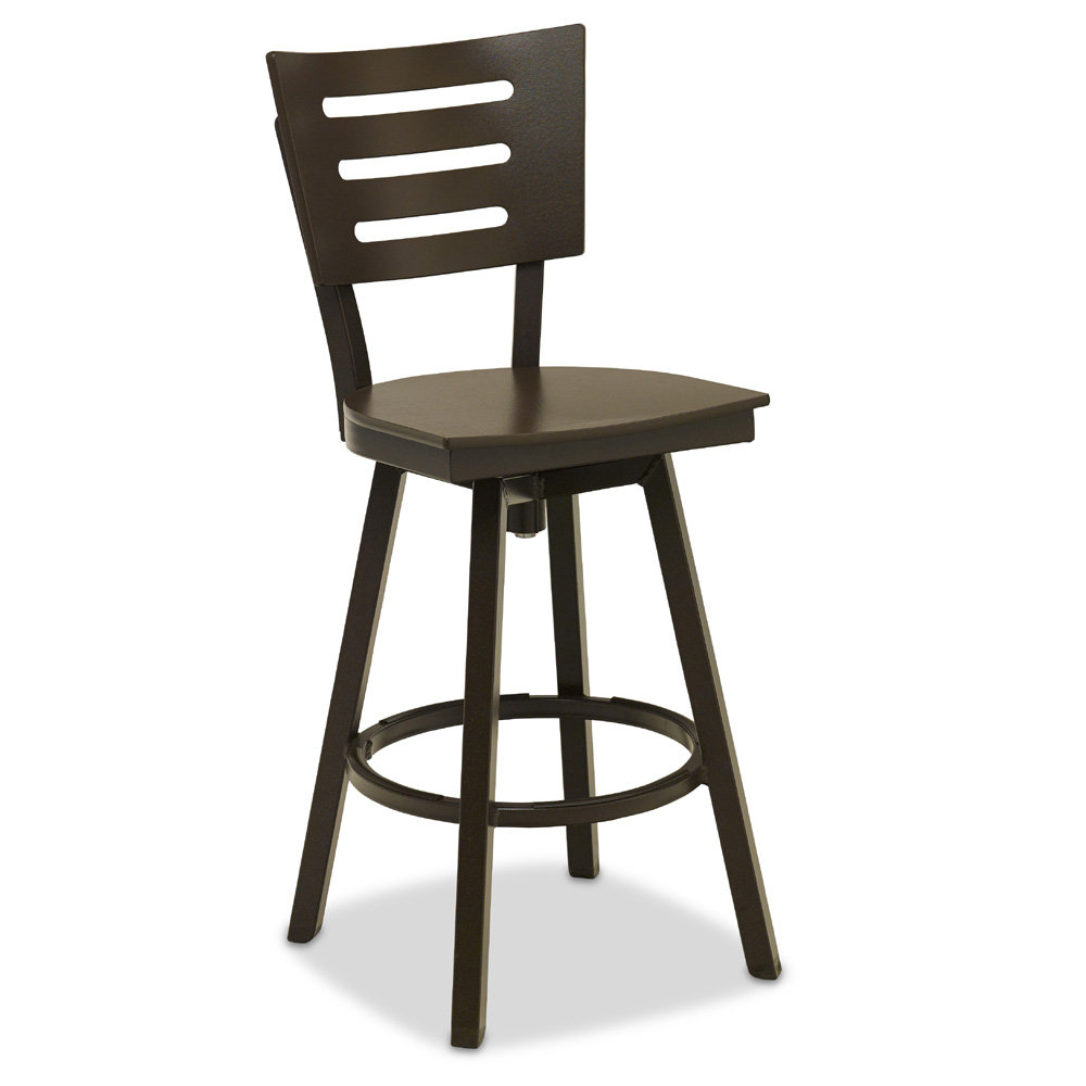 Telescope Casual Avant MGP Armless Swivel Bar Stool - 89B0