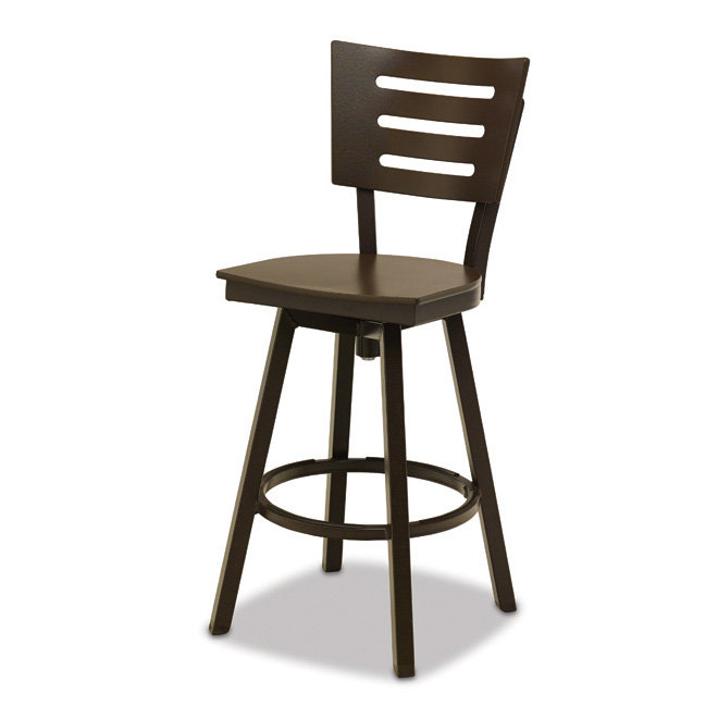 Telescope Casual Avant MGP Balcony Height Armless Swivel Stool - 89C0