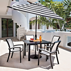 Telescope Casual Bazza 5 Piece Outdoor Dining Set