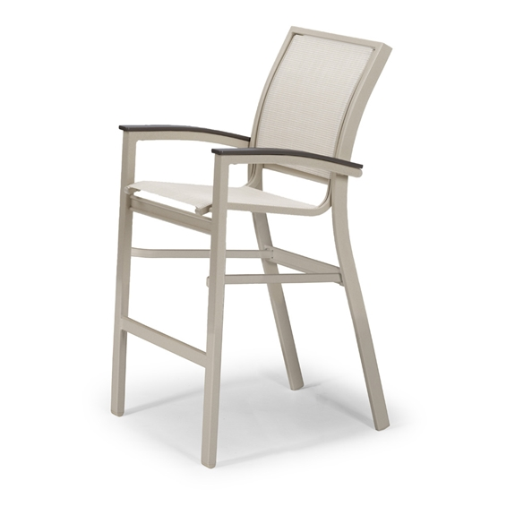 Telescope Casual Bazza Bar Height Stacking Cafe Chair Z090