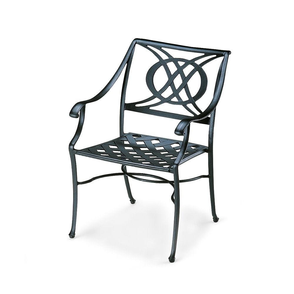 Telescope Casual Cadiz Cast Aluminum Outdoor Chair