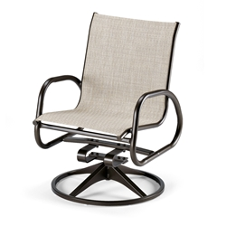 Gardenella Sling Swivel Rocker