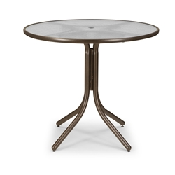 "Telescope Casual 42"" Round Balcony Height Table - 5900-3W50LEG"