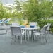 Telescope Casual Kendall Sling 7 Piece Dining Set Tc