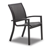 Telescope Casual Kendall Wicker Stacking Cafe Chair - 9W10