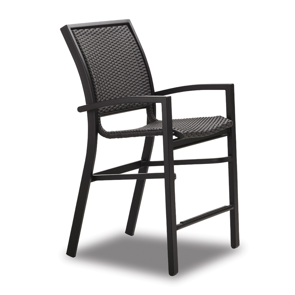 Kendall Wicker Balcony Height Patio Set Tc Kendallwicker Set2