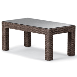 Telescope Casual Lake Shore Wicker Coffee Table - 2L10