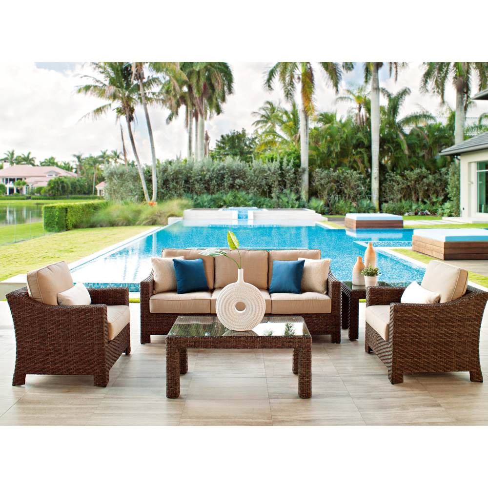 Telescope Casual Lake Shore 5 Piece Patio Set - TC-LAKESHORE-SET2