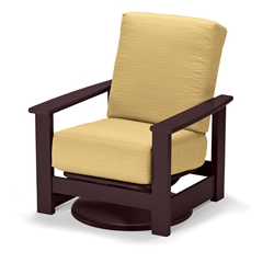Leeward MGP Cushion Hidden Motion Swivel Rocker