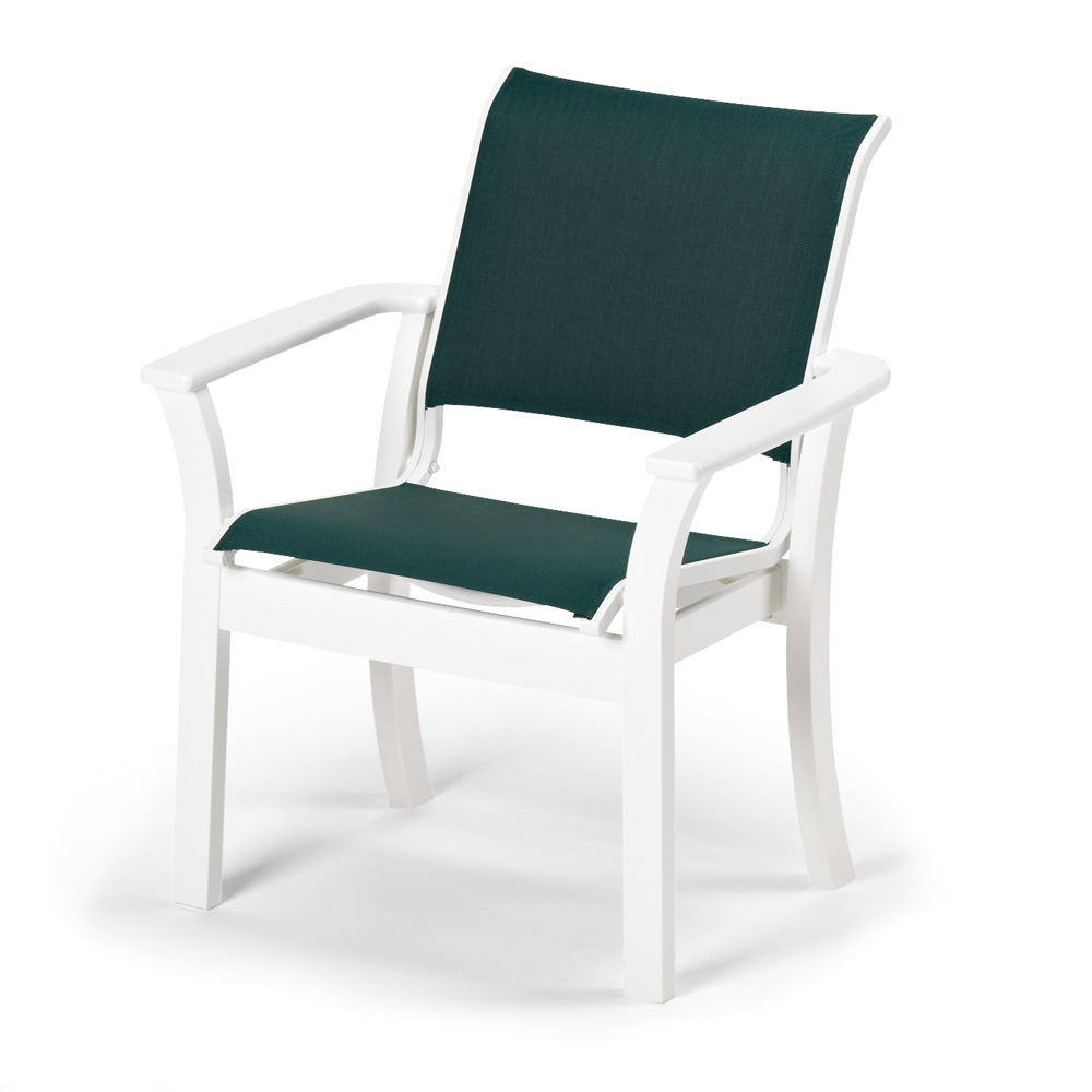 Leeward MGP Sling Stacking Cafe Chair