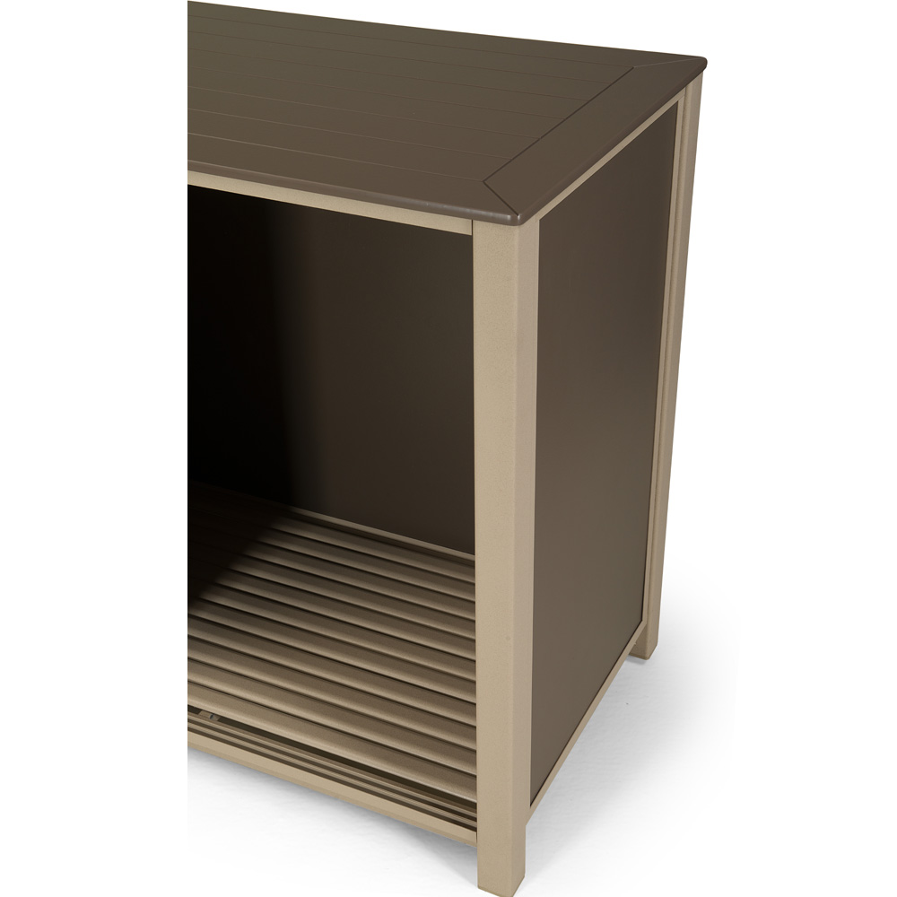 Patio Furniture Cushion Storage Box Modern amp Outdoor