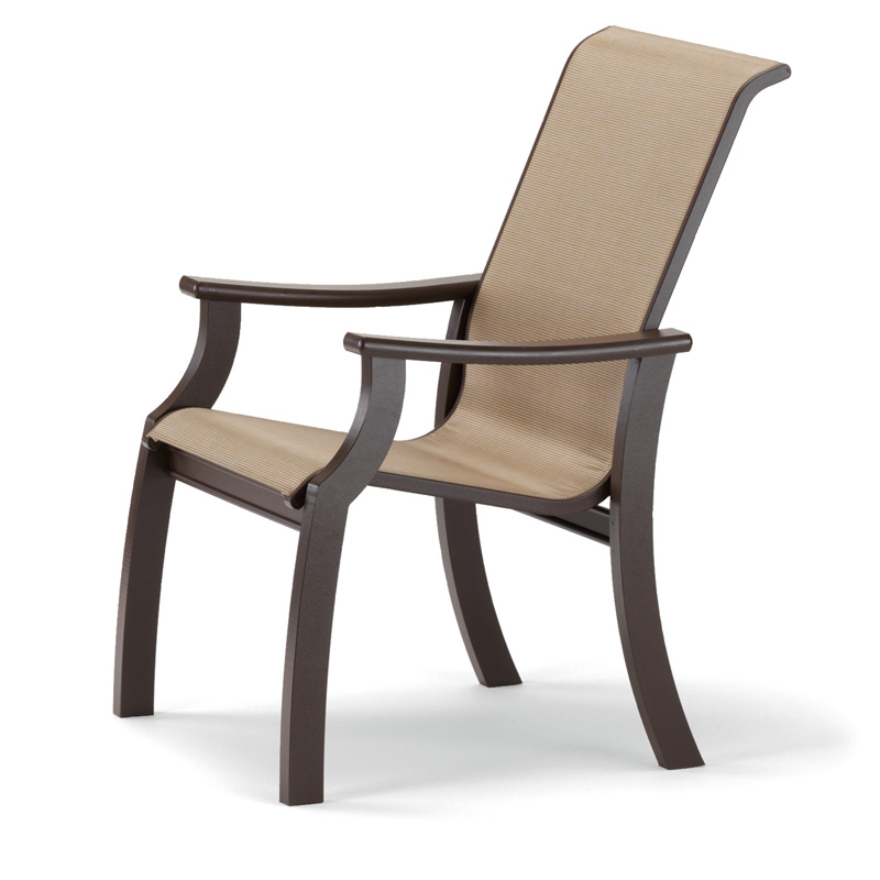 Telescope Casual St. Catherine Sling Dining Arm Chair