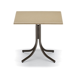 "36"" Square Werzalit Top Counter Table"