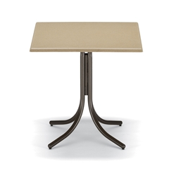"36"" Square Werzalit Top Bar Table"