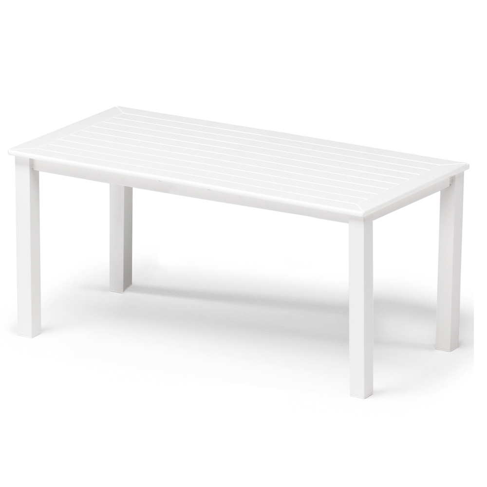 21 x 42 Inch MGP Outdoor Coffee Table from Telescope Casual
