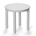 "Telescope Casual 21"" Round Side Table with MGP Top"
