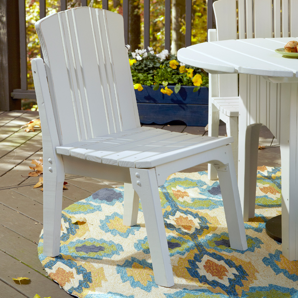 Uwharrie Chair Carolina Preserves Dining Chair Without Arms   C096