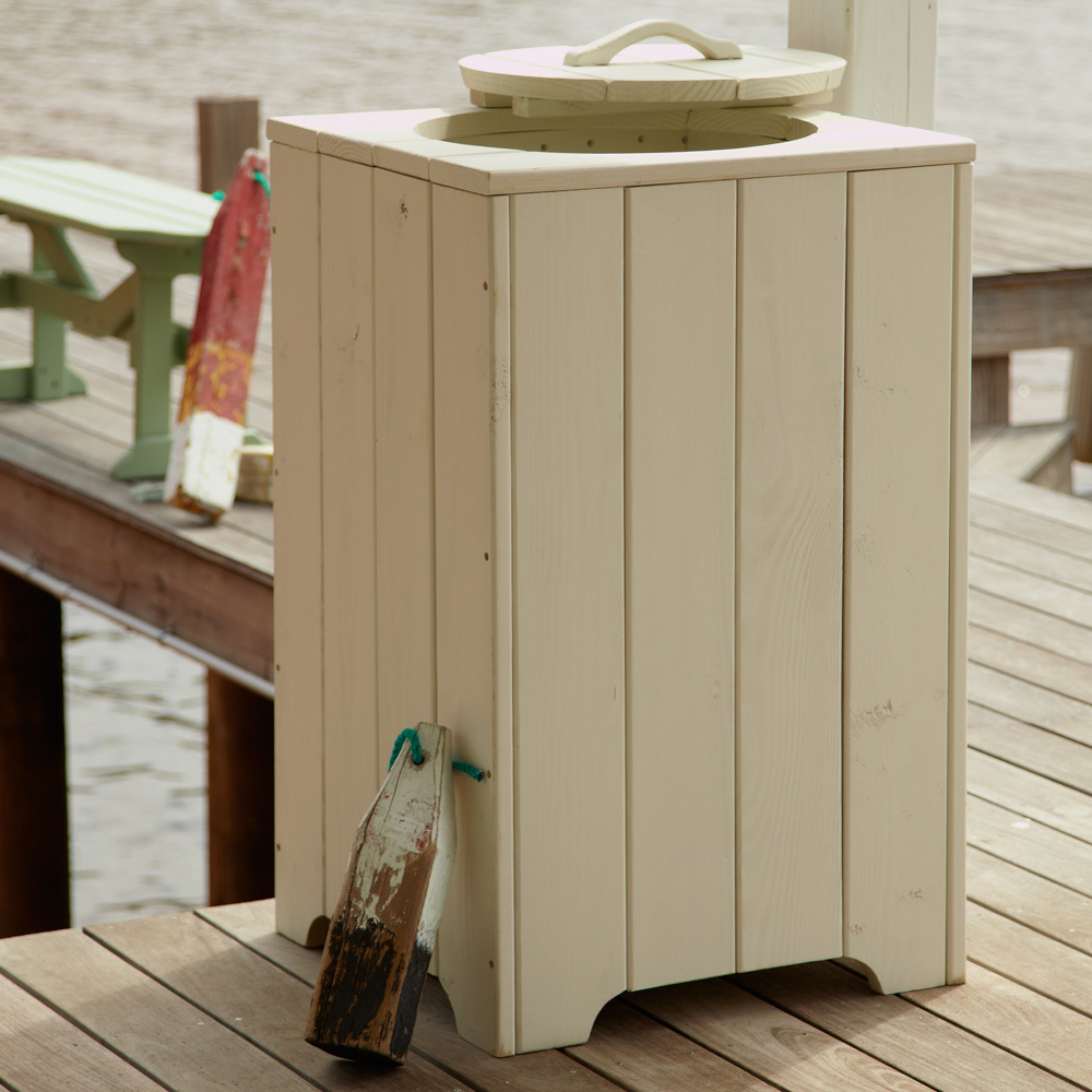 Uwharrie Chair Companion Trash Can - 5011