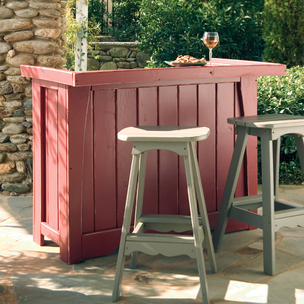 Uwharrie Chair Companion Outdoor Bar - 5060