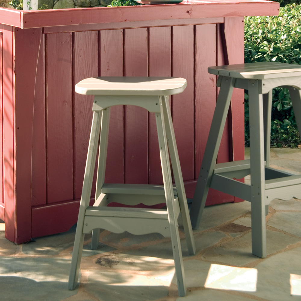 Uwharrie Chair Companion Outdoor Bar Stool - 5061