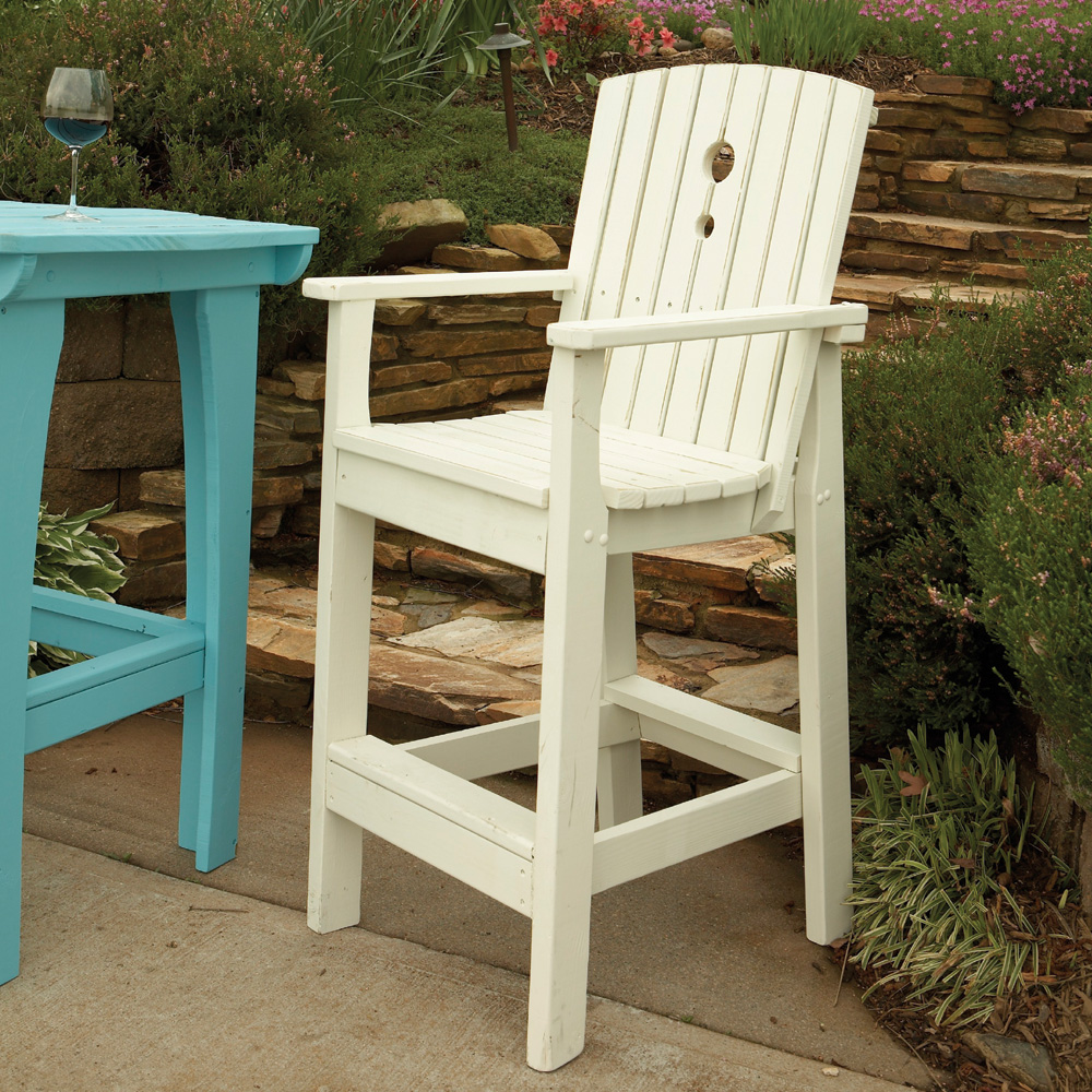 Uwharrie Chair Companion Tall Dining Chair - 5064