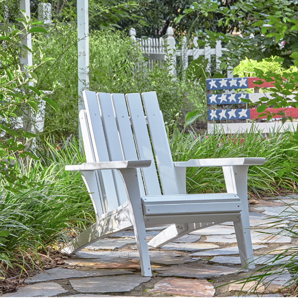 Marvelous ... Uwharrie Chair Jarrett Bay Carolina Flare Arm Chair   JB11 ...