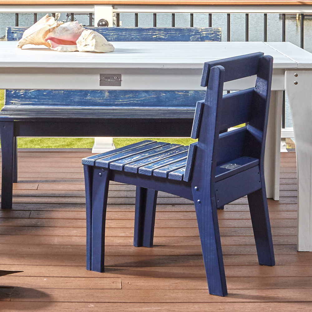Uwharrie Chair Jarrett Bay Dining Chair Without Arms   JB96 ...