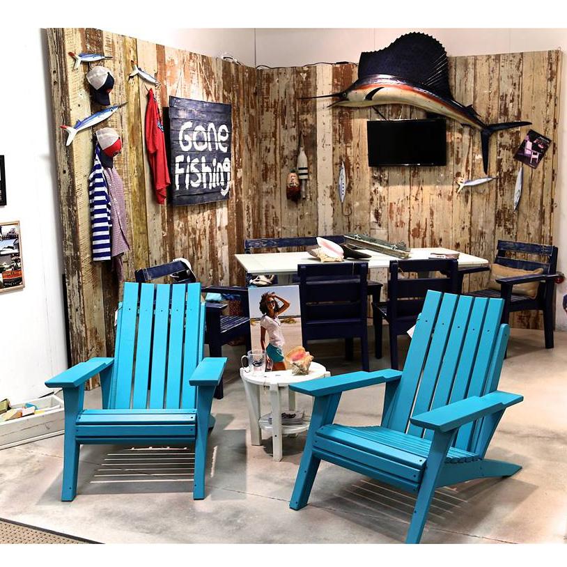 ... Uwharrie Chair Jarrett Bay Carolina Flare Chairs Set    UW JARRETTBAY SET2 ...