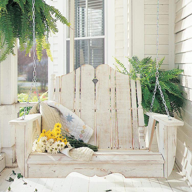 Uwharrie Chair Nantucket Swing   N152 ...