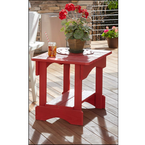 Uwharrie Chair Plantation Side Table   3040