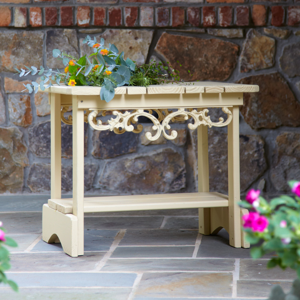 Uwharrie Chair Veranda Side Table   V040 ...