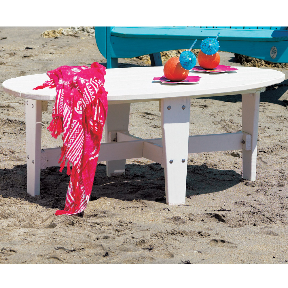 Uwharrie Chair Wave Conversation Table - 7030