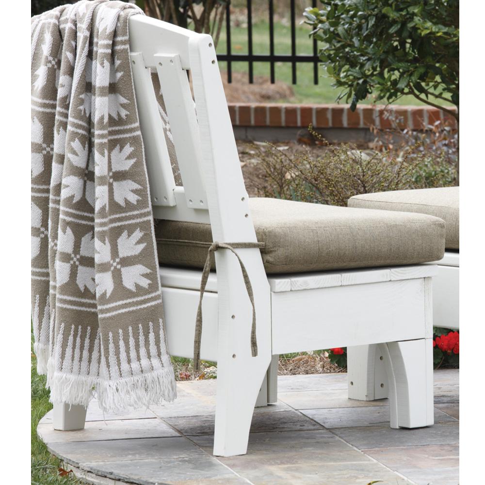 Uwharrie Chair Westport Sectional Side Unit   W014