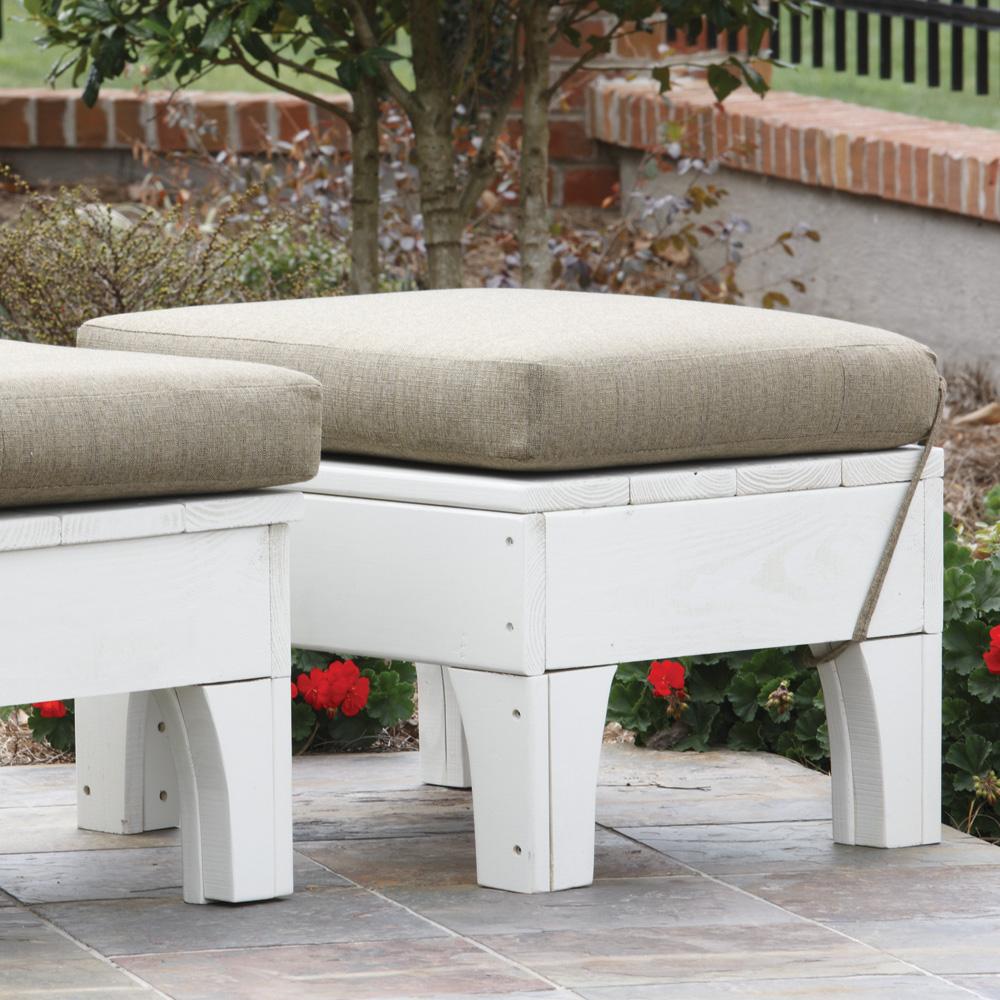 Exceptional Uwharrie Chair Westport Leg Rest   W021
